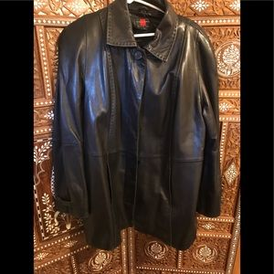 Lamb leather jacket in Great condition.